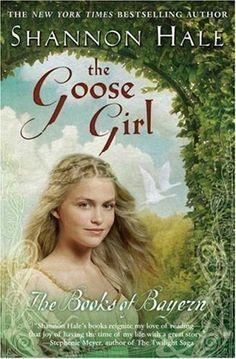 *el libro*The Goose Girl (The Books of Bayern, [[PDF]] Descarga gratuita de libros Shannon Haleaaspcaa Love Book, Book 1, Books To Read, My Books, Reading Books, Star Reading, Reading 2016, Girl Reading, Library Books