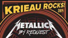 """Krieau Open Air 2014 - Metallica kommen nächsten Sommer endlich wieder mit ihrer explosiven Live- Show nach Österreich. Für diese Tour hat sich die mehrfach mit Platin ausgezeichnete Band etwas ganz Besonderes für ihre Fans ausgedacht. Mit dem einzigartigen Konzept der """"Metallica By Request�-Tour laden sie ihre Fans ein, die Setlist für das Konzert am 9. Juli in der Krieau mitzugestalten und bieten damit das ultimative interaktive Metallica Konzerterlebnis! Fans, d…"""