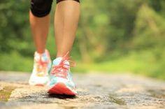 Cómo caminar correctamente
