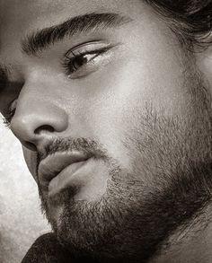 Marlon Teixeira by Belinda Muller for L'Officiel Hommes Middle East #1 Nov 2013