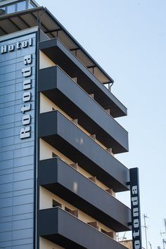 Check the available pictures of our facilities and see for yourself the comfort and attractiveness of Hotel Rotonda Thessaloniki. Thessaloniki, Modern Exterior, Photo Galleries, Multi Story Building, Gallery, Pictures, Beautiful, Photos, Roof Rack