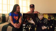 """nice Couple Reacts : BTS """"Dope""""   Reaction!!! Check more at http://trendingvid.com/music-video/couple-reacts-bts-dope-reaction/"""