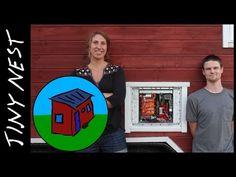 "[Ep 36: Propane Water Heater] Tiny House Project ""Tiny Nest"" - YouTube"