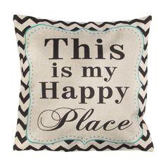 CUSCINO - THIS IS MY HAPPY PLACE - Benvenuto su GratioCafe shop!