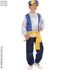 Disfraz de Principe Arabe #infantil #disfraces