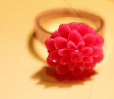 Flower Ring....perfect for all occasions