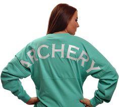 Archery Pom Pom Pullover - Teal