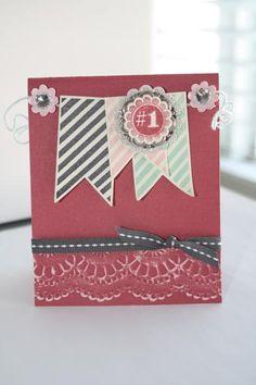 2012 Artisan Design Team January Projects - 4 : Sarah Sagert - More Amore