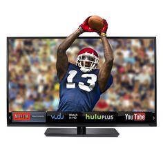 42″ VIZIO LED 1080p 120Hz Smart 3D TV  -  man cave, man cave tv  -$479  -  www.ultimatemancaveshop.com