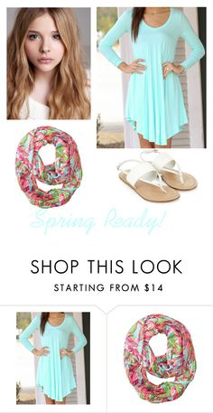 """""""Spring Ready!"""" by asdfghjklem on Polyvore featuring Lilly Pulitzer, Monsoon and Chloé"""