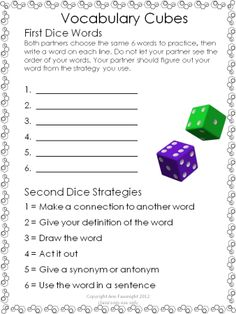 Vocabulary Cubes