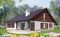 Obloanele dau un farmec aparte oricarui design. Va prezentam trei modele de case cu obloane, in stil traditional sau modern. Home Fashion, Gazebo, Exterior, Outdoor Structures, Cabin, House Styles, Design, Home Decor, Building Homes