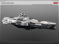 Elevate your workflow with the Spaceship Maelstrom Heavy Cruiser asset from MSGDI. Find this & other Space options on the Unity Asset Store. Star Citizen, Spaceship Art, Spaceship Design, Croiseur Lourd, Earth Defence Force, Sci Fi Spaceships, Space Engineers, Heavy Cruiser, Starship Concept