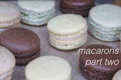 macarons part two title