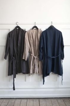 Linen bathrobes | Artilleriet | Inredning Göteborg