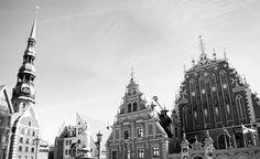 Rīga itt: Rīga Riga, World Heritage Sites, Europe, Architecture, Building, Travel, Beautiful, Arquitetura, Viajes