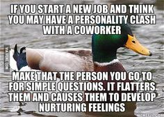I've done this for the past three jobs and I'm never disappointed with the results. - 9GAG