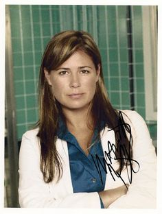 """From 1999-2008, Tierney played Nurse Abigail """"Abby"""" Lockhart on ER, a character that began as a guest appearance as Julianna Margulies's character Carol Hathaway's OB nurse in November 1999, then expanded in February 2000 to a full-time regular role as an ER nurse and later, after completion of medical school, a licensed ER doctor. She was reunited with her former NewsRadio co-star Khandi Alexander who at that time had a recurring role on ER."""