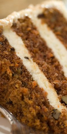 Daisy Sour Cream Carrot Cake Recipe