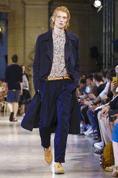 Kolor   Menswear SS 2017 Paris