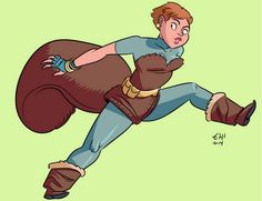 Last July, we pondered what madness Marvel was dreaming up for Squirrel Girl after the company registered a trademark on the almighty hero. And now we know: they're bringing her back in her own comic. Excellent.