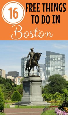 The city of Boston is filled with family-friendly things to do. Find out 16 of the very best – all of them totally free! – for your next vacation to Boston with kids. Boston Vacation, Boston Travel, East Coast Travel, East Coast Road Trip, Boston With Kids, In Boston, Boston Things To Do, Free Things To Do, Fun Things