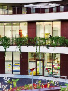 COMPLEX SCHOOL BY MIKOU DESIGN STUDIO