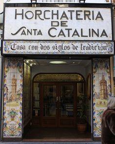 ristorante a Siviglia