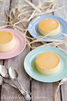 flan and other recipes!