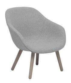 Länna Möbler - About a Lounge Chair Low Fåtölj från HAY - Länna Möbler - Handla online