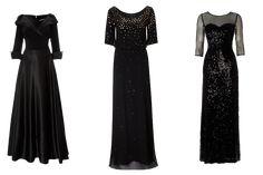 Long dresses for pear shape