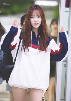 With all my heart. [Semi hiatus] Extended Play, South Korean Girls, Korean Girl Groups, Gfriend Profile, Sinb Gfriend, G Friend, Girl Bands, Kpop Outfits, Entertainment