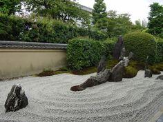 contemporary japanese garden design - Google Search