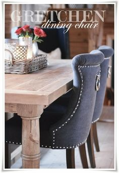 Tomines hjem: Love this chair