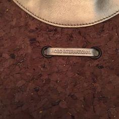 Hobo international Handbag Hobo clutch with bamboo handles HOBO Bags Clutches & Wristlets