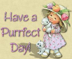 Have A Purrfect Day