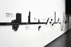 simple/black on the wall to think about the timeline of clean tech and NYC Acre.