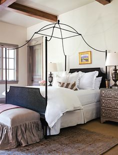 Country French | Alice Lane Home Collection(bed)
