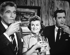 "Paul Drake, Della Street and Perry Mason | ""The Case of the Cautious Coquette"""