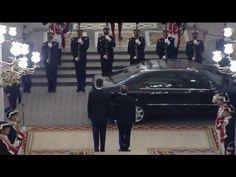 Llegada al Palacio Real de Madrid de Marcelo Rebelo de Sousa y encuentro con Su Majestad el Rey Felipe - YouTube - 17.03.2016