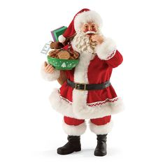 Department 56 Possible Dreams From Girl Scout Cookies for Santa Figurine 10.5 In -- Be sure to check out this awesome product. (This is an affiliate link) #ModernHomeDecor