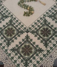 20160309_203001 Hardanger Embroidery, Beaded Embroidery, Cross Stitch Borders, Cross Stitches, Crochet Butterfly, Bargello, Knitting Needles, Needlepoint, Needlework