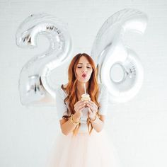 """Source for Silver Mylar Number Balloon 40"""" and everything else PARTY"""