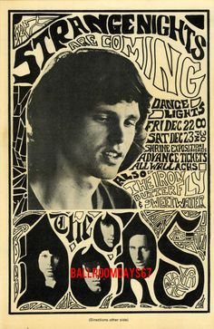 original vintage music concert posters - 16                                                                                                                                                                                 Más