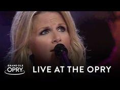 "Trisha Yearwood - ""How Do I Live""   Live at The Grand Ole Opry   Opry - YouTube"