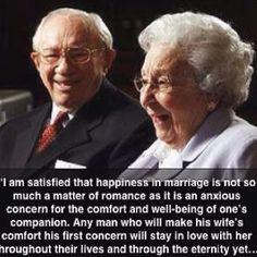 President Gordon B. and Marjorie Hinckley:
