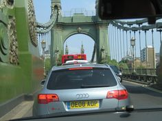 Hammersmith Bridge Bridge, Bmw, London, Vehicles, Bridges, Car, London England, Attic, Bro