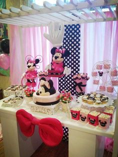 Minnie Mouse Birthday Party Ideas | Photo 1 of 29 | Catch My Party