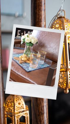 We're working on updates to our acrylic trays and coasters! What is your favorite way to style our Marrakech Trays? Comment below! #daysofeid