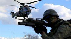 """Operasyonlar sürüyor: 3 PKK'lı terörist öldürüldü  """"Operasyonlar sürüyor: 3 PKK'lı terörist öldürüldü"""" http://fmedya.com/operasyonlar-suruyor-3-pkkli-terorist-olduruldu-h20030.html"""